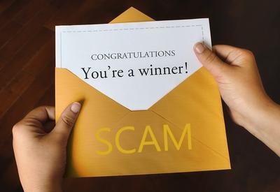 Winner Scam