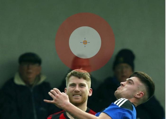 Spot the Ball Header